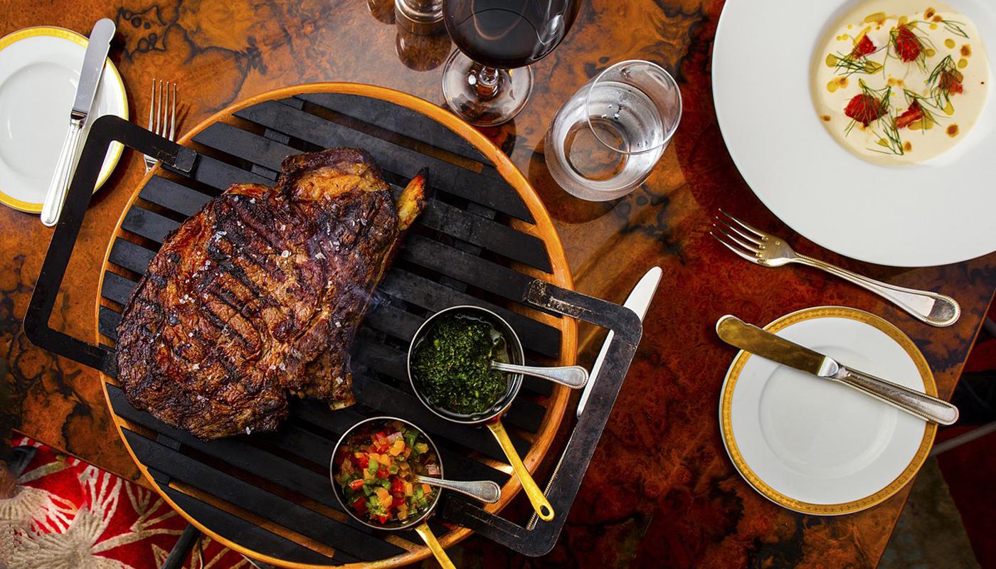 Garzón Pueblo Gourmet.